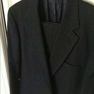 Burberry suit